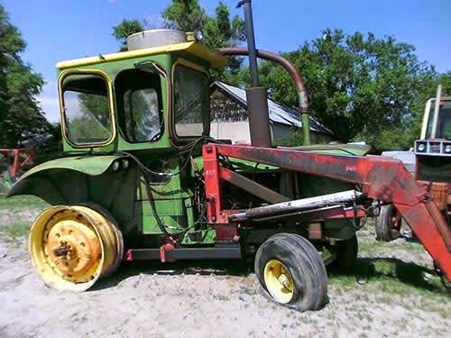 john deere 5020 tractor salvage