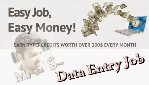 Get 200 - 300 $ every month  working Online Captcha Data Entry Work