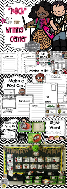https://www.teacherspayteachers.com/Product/Rock-Your-Writing-Center-1358547