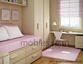 Modern Teen Bedroom Ideas by Sergi Mengot
