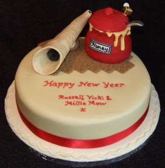 Wallpaper Downloads: HAPPY NEW YEAR CAKE WALLPAPER