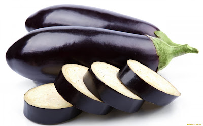 Lose weight with Eggplant