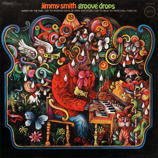 Jimmy Smith - Groove Drops on Verve 1970