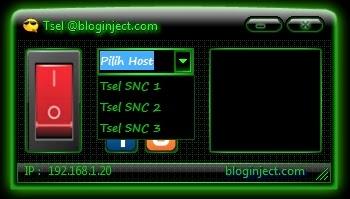 Inject Telkomsel SNC 13 Maret 2015