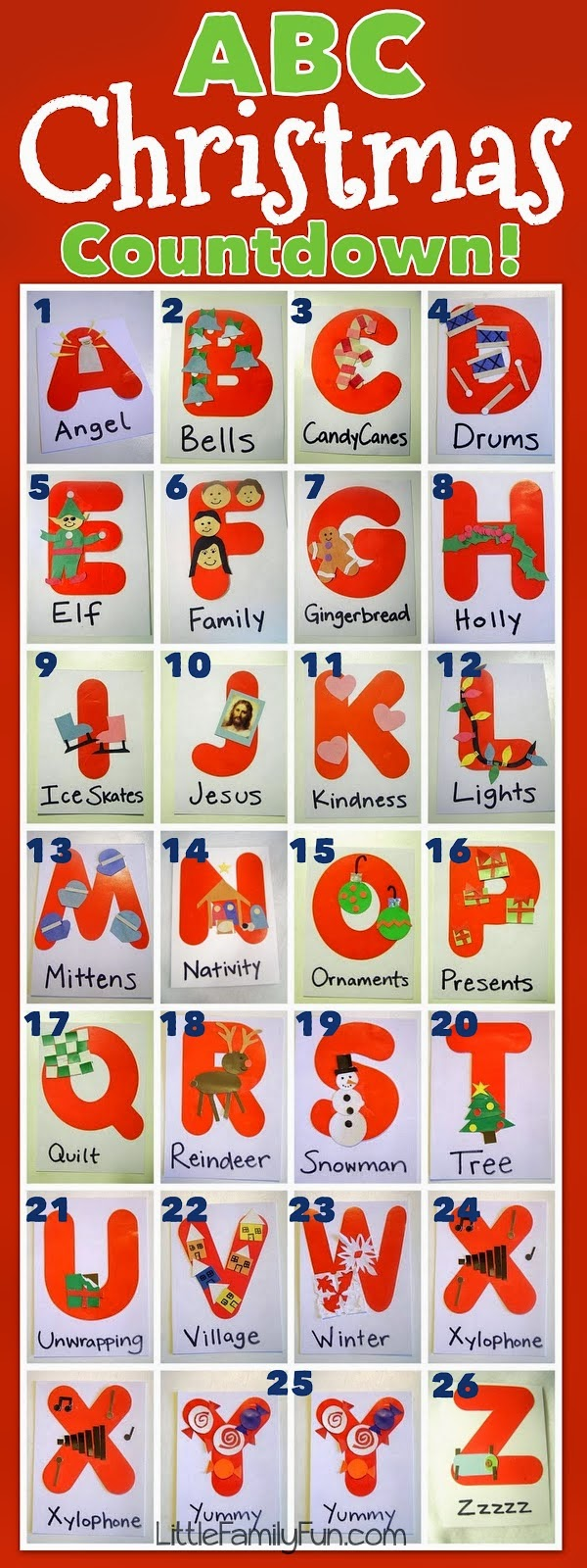 http://www.littlefamilyfun.com/2010/11/abc-christmas-countdown.html