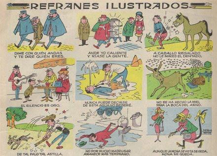 Refranes Ilustrados