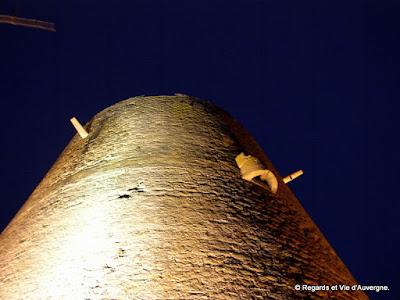 Montpeyroux, Puy-de-Dôme. la tour féodal