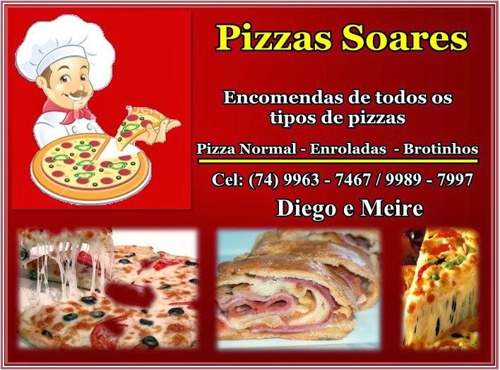 PIZZAS SOARES