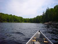Kawartha Highlands Ontario Provincial Park Bottle Lake