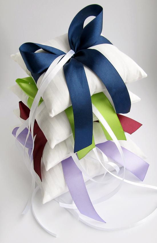 White wedding pillow, шитье, подушки
