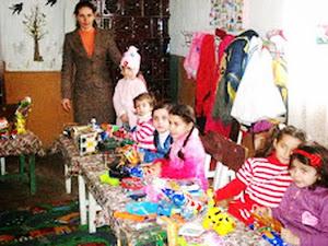 Daruri pentru copiii din Bustuchin - Gorj