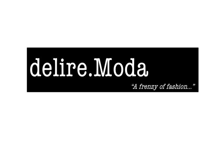 delireModa
