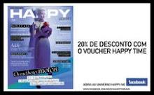 HAPPY Dezembro 2011 voucher 20% (está lá a alexa na página 154:) )