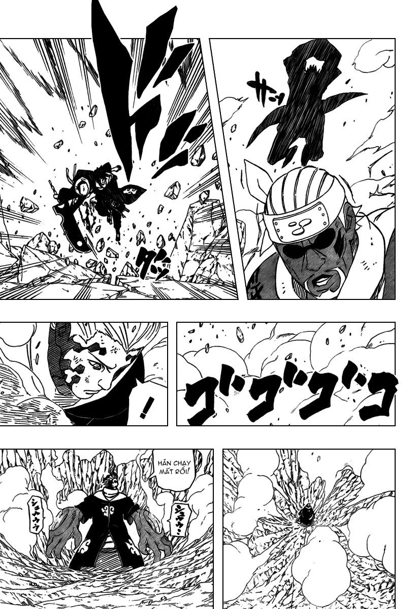 Naruto chap 412 Trang 16 - Mangak.info