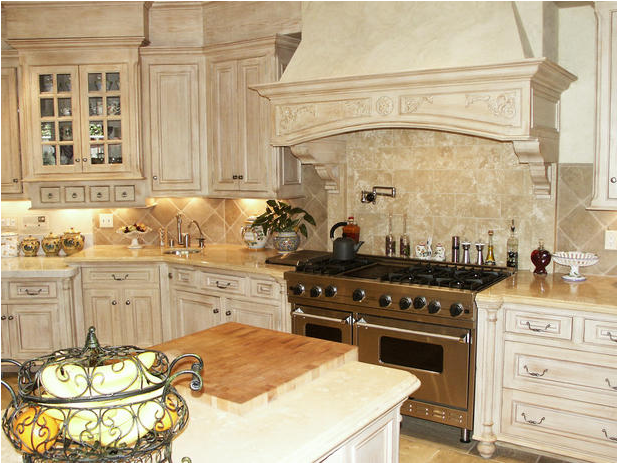 Old world kitchen ideas room design ideas for Old world style kitchen