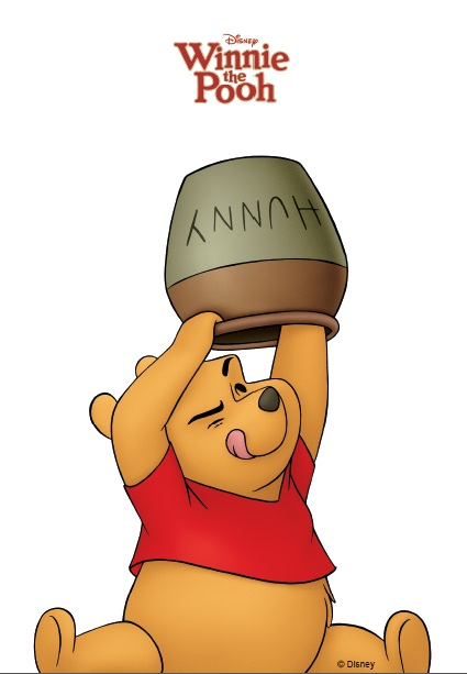 Recursos Fiesta Winnie Pooh - LaCelebracion.com
