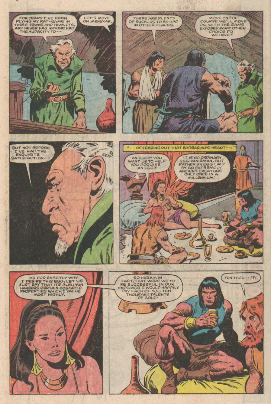 Conan the Barbarian (1970) Issue #167 #179 - English 6