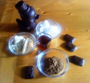 Cacao Chocolate Making