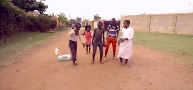 "Bambini ballerini ""Ghetto Kids"", Uganda"