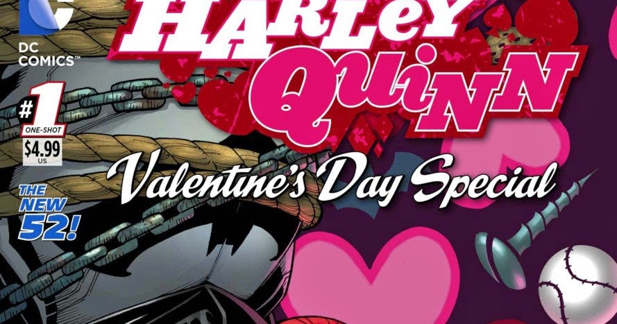 Weird Science DC Comics: Harley Quinn Valentine\'s Day Special #1 ...