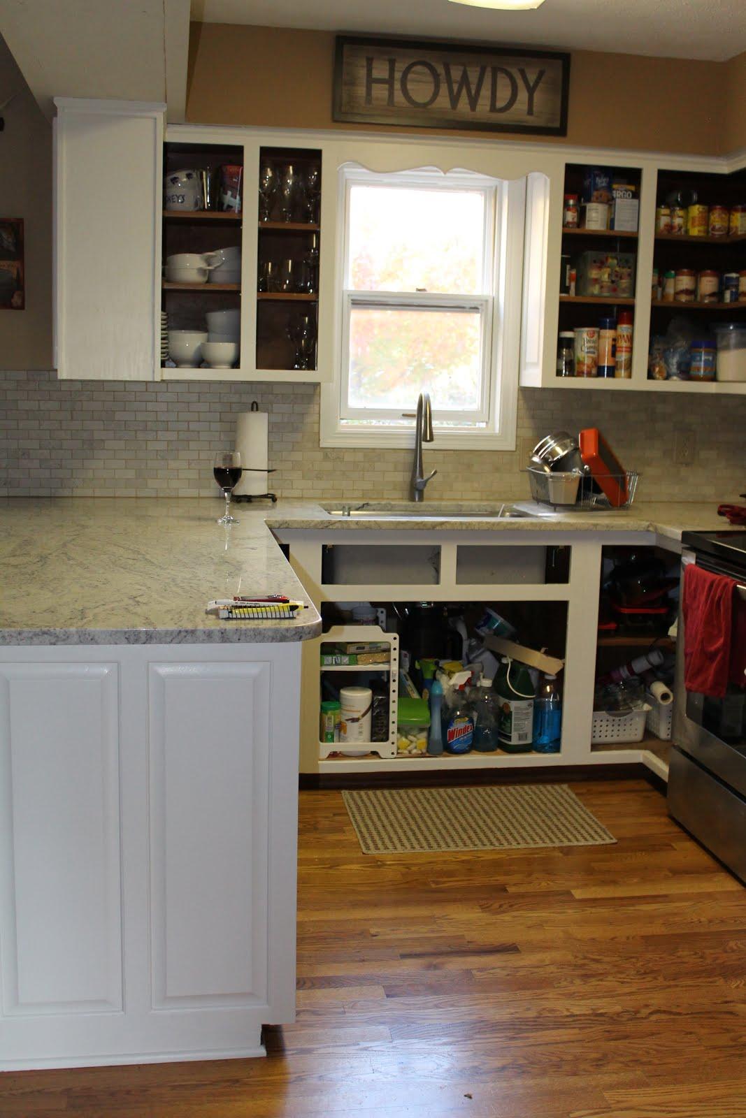 Redo Old Kitchen Cabinets