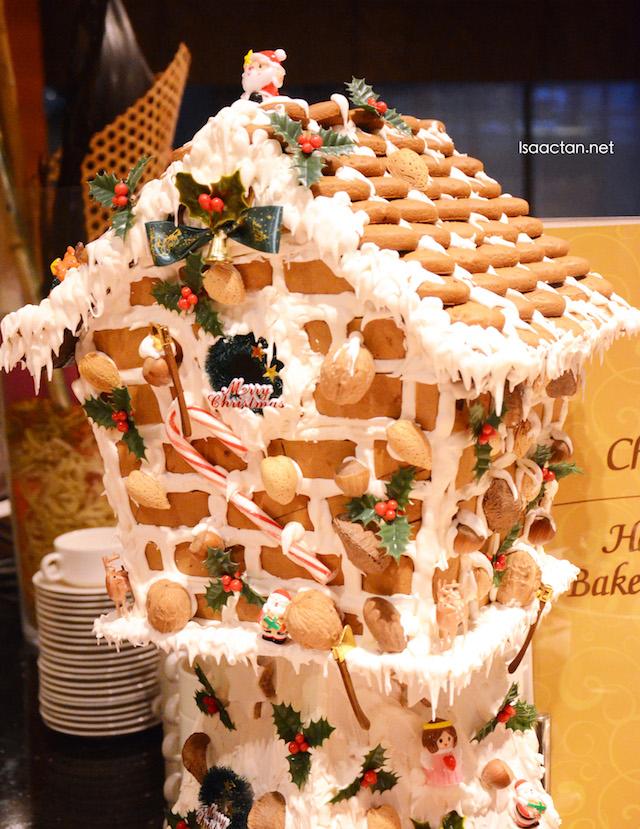 Lovely dessert house