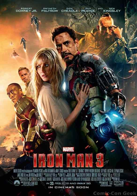 descargar Iron Man 3