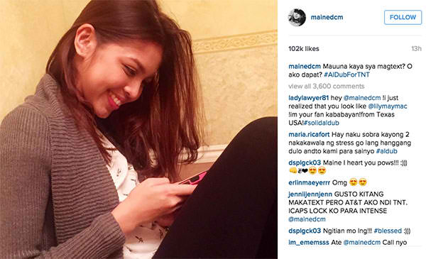 Yaya Dub to Endorse Talk 'N Text