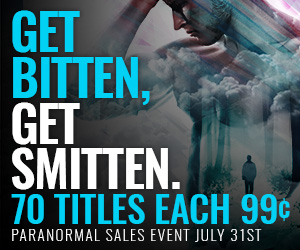 Paranormal Sales Event!
