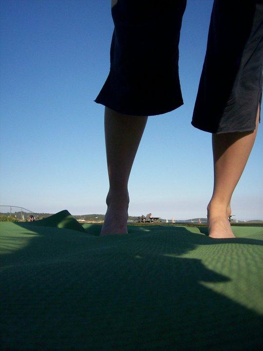 Eco Yogini: Foot-Lovins Sans Toxins