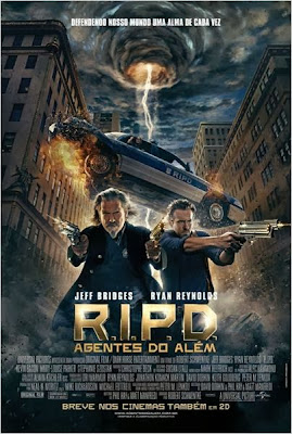 R.I.P.D. Agentes do Além Dublado RMVB + AVI Dual Audio BDRip