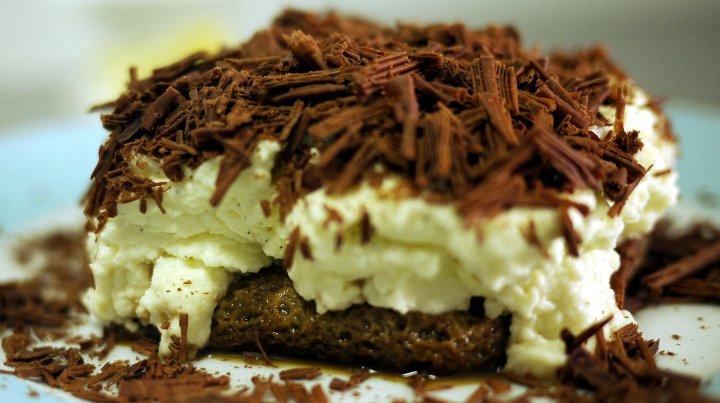 Тирамису волшебный десерт - Десерты - Итальянская кухня - Рецепт - Ресторан дома