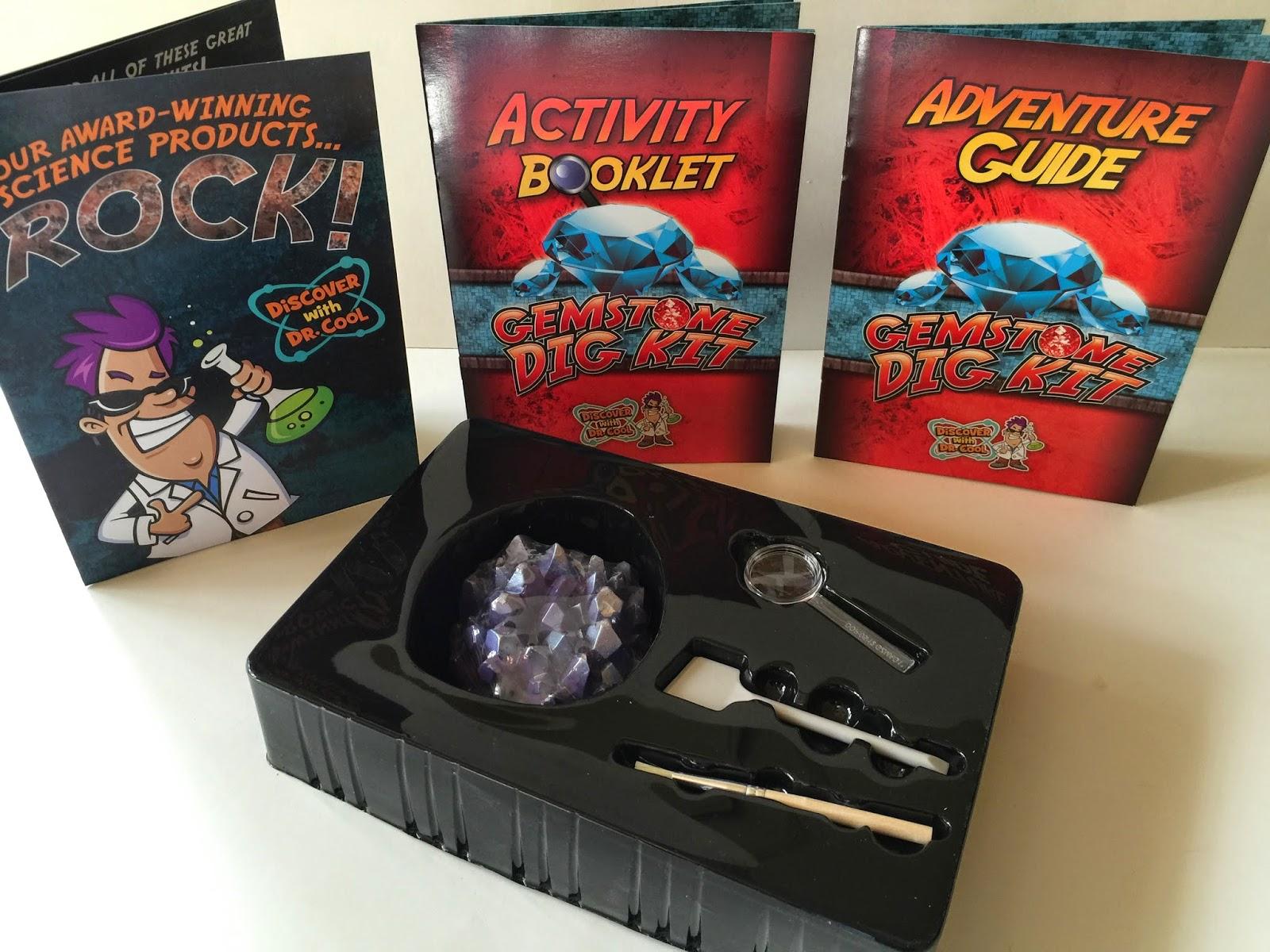 tech reviews gemstone dig kit review