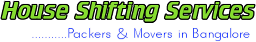 House Shifting Services in Bangalore