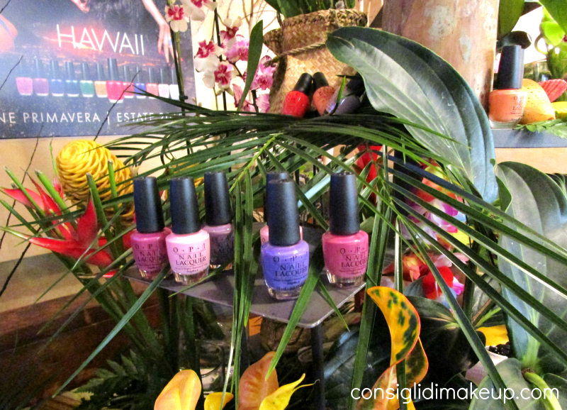 new collection opi hawaii