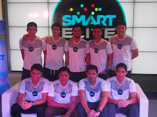 Smart Elite Hails Latest UAAP Ambassadors