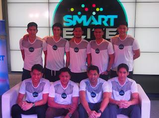 Smart Elite Hails Latest UAAP Ambassadors