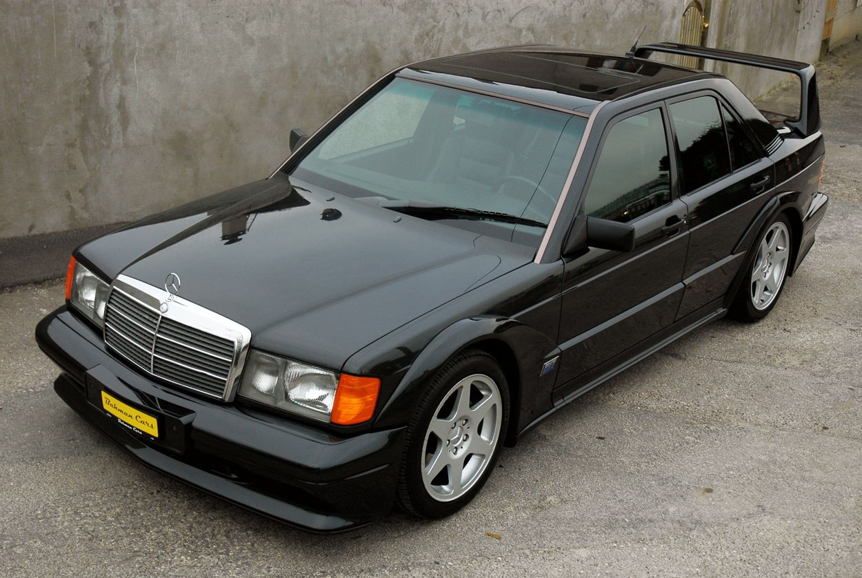 1990 mercedes benz w201 190e 2 5 16 evolution ii benztuning. Black Bedroom Furniture Sets. Home Design Ideas