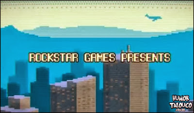 Rockstar presentes GTA V Super Nintendo