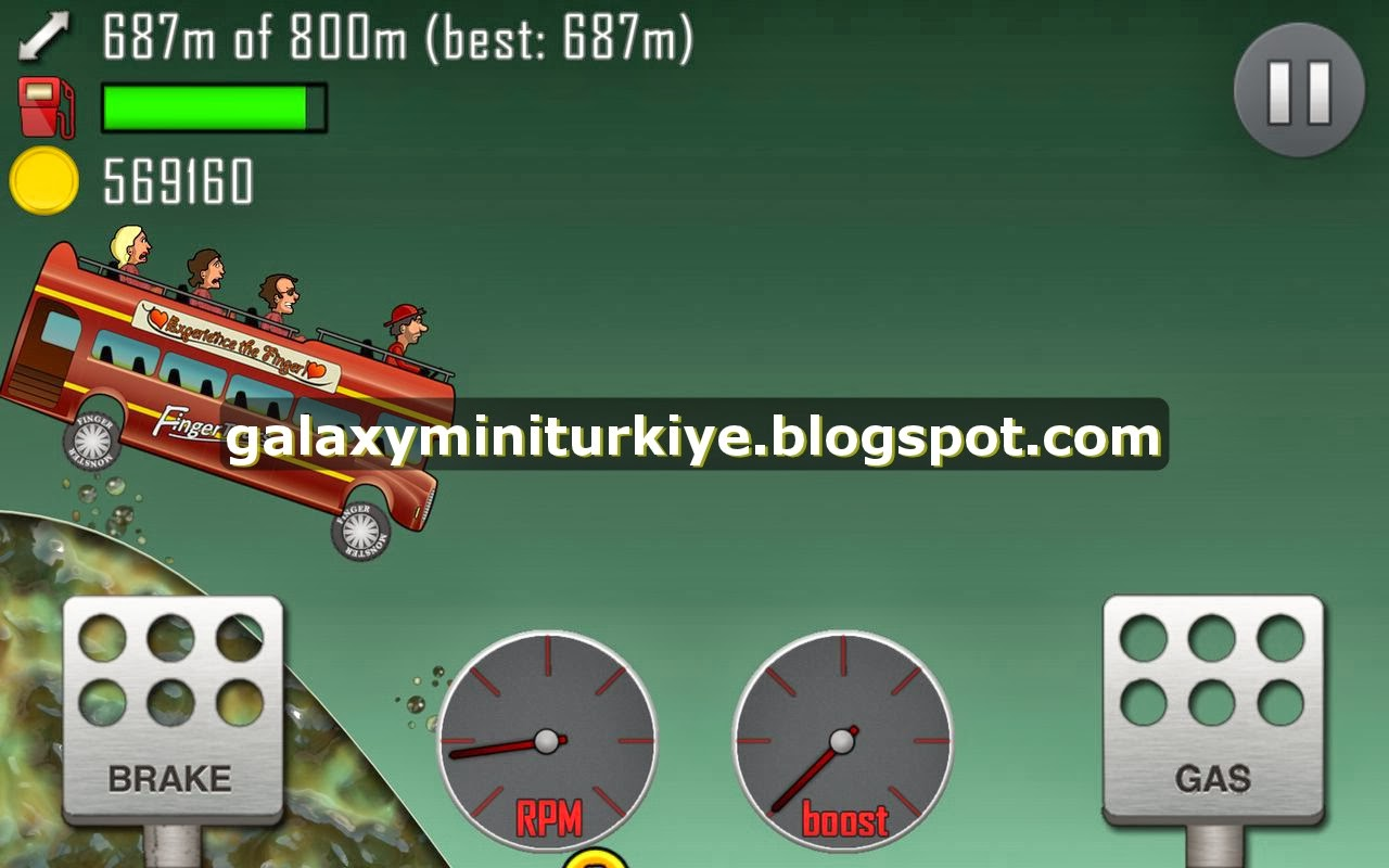 Hill Climb Racing 1.12.0 MOD APK - PARA HİLELİ « Galaxy Mini