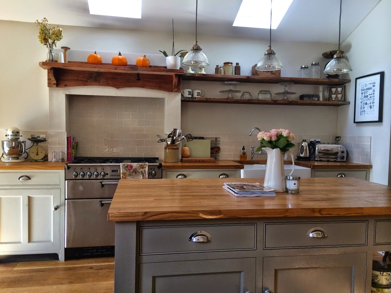 Kitchen Diner Extension Makeover Our Kitchen Extension And Transformation Roses And