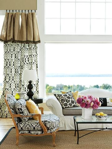 easy window treatments log cabin add texture with burlap modern furniture easy window treatments update 2014 ideas