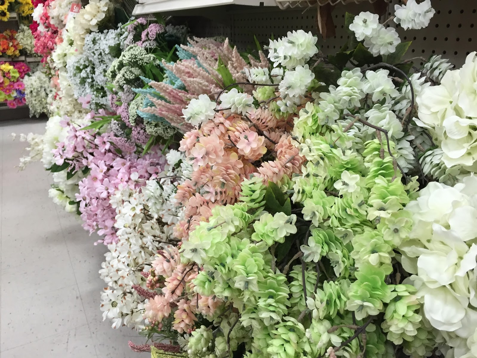 If You Are Already Chomping At The Bit For Spring, Take A Gander At These  Beautiful Spring Blooms At Michaelu0027s. They Are Gorgeous And Yes, They Are  Also On ...