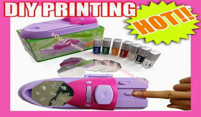 Nail Art printing machine for your Beauty and health