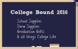 College Bound 2016