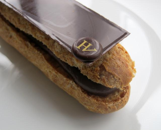 Pâtisserie Hugo & Victor - éclair au chocolat