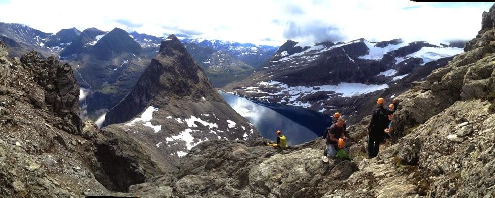 Kongen og Bispen i Romsdal