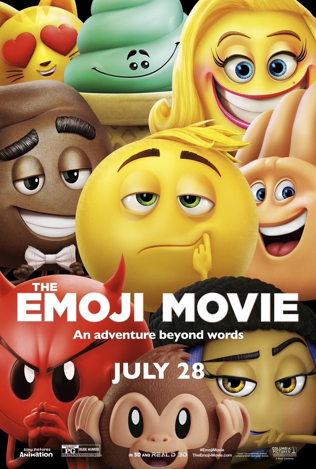Emoji: O Filme 2017 Dublado