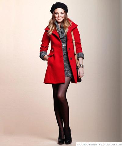 Moda invierno 2012 2013 for Moda premama invierno