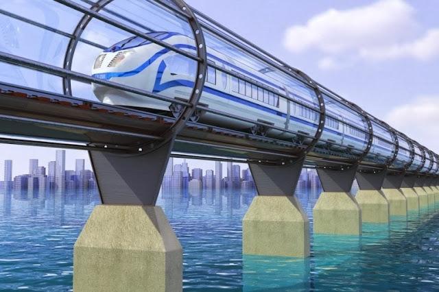 Hyperloop Элона Маска